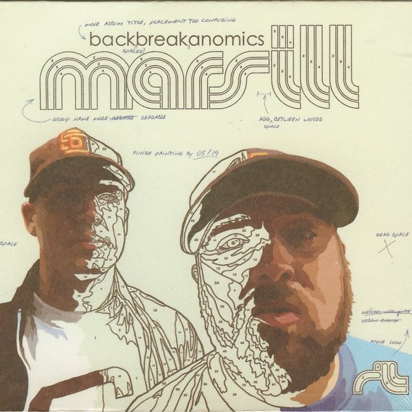 Mars ILL - Backbreakanomics