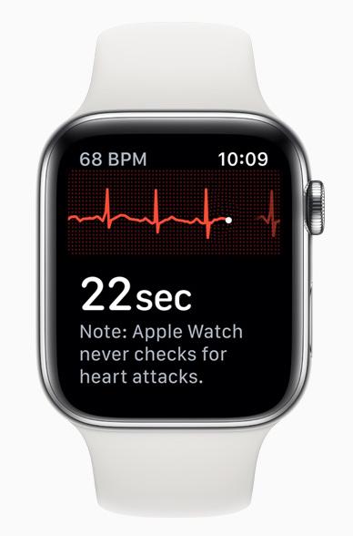 Apple Watch: EKG App