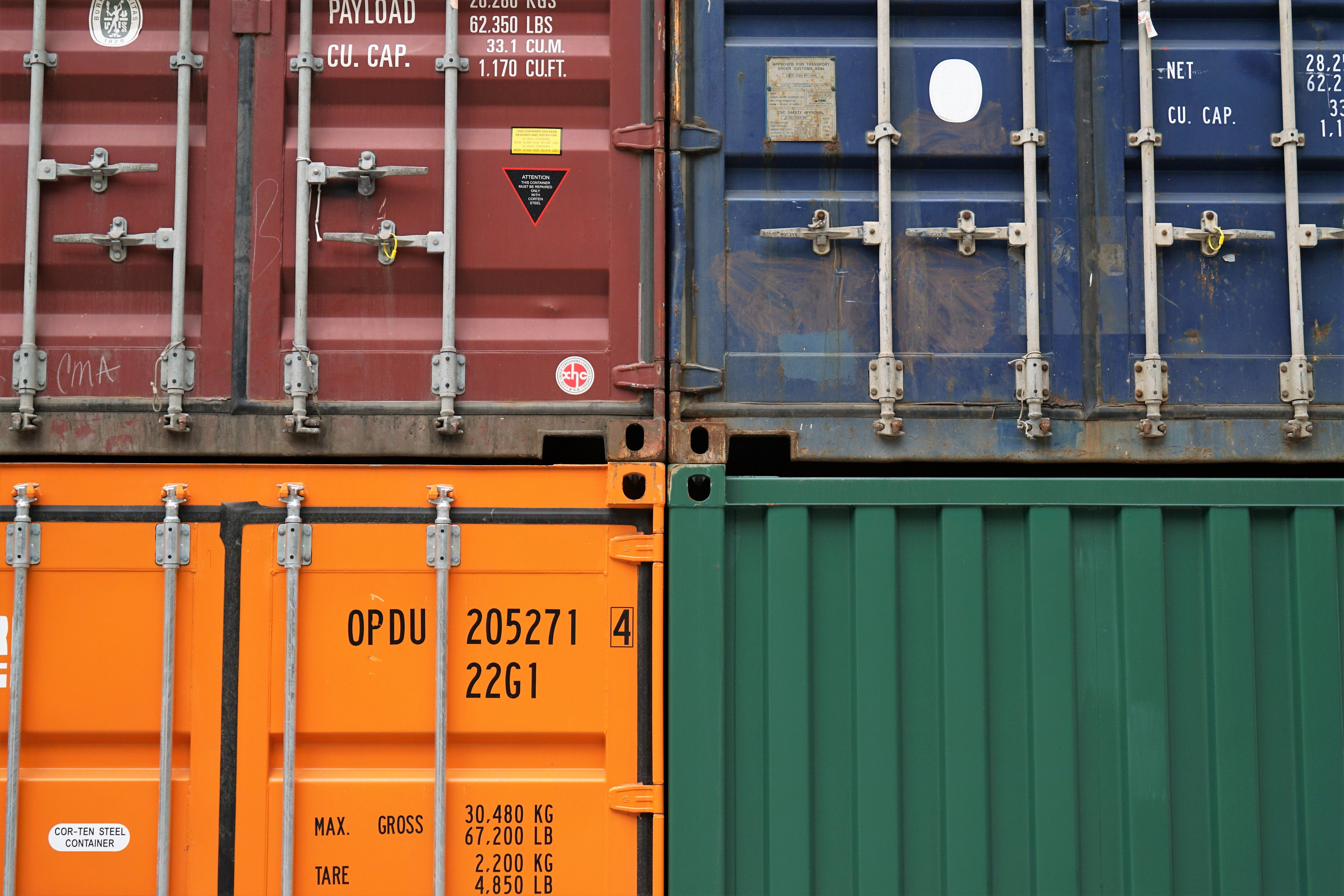 four-containers