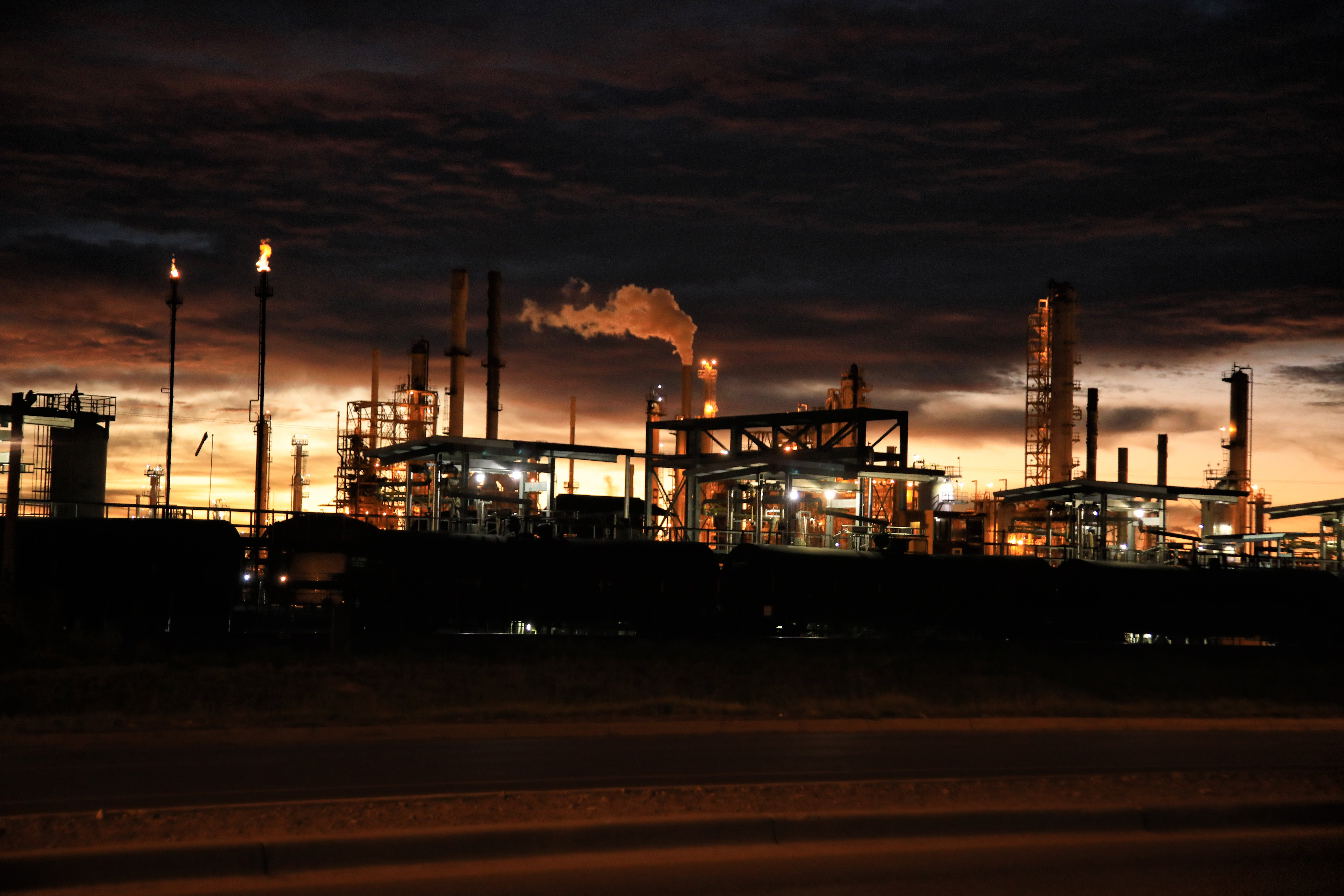 Industrial Process: Refining