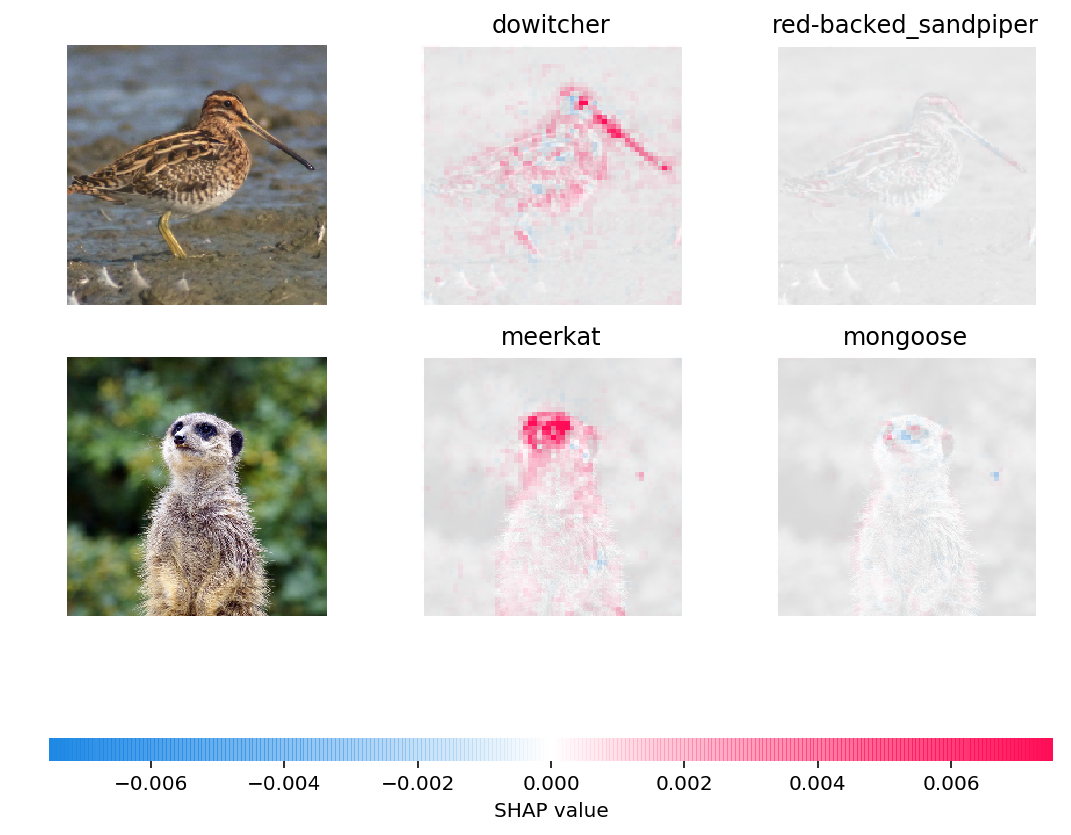 Figure: Interpreting Deep Learning Features Using Shap