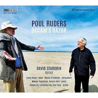 New Music with Guitar, Vol. 11: Poul Ruders – Occam's Razor