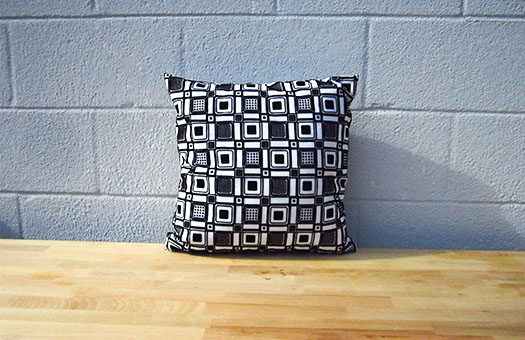 Square Root Pillow