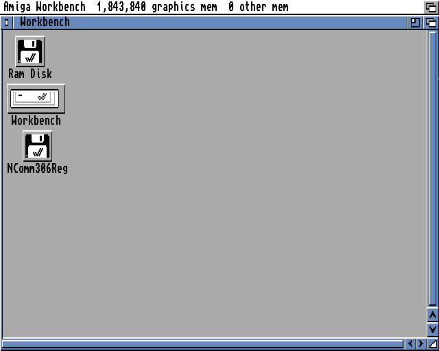 Installing and using NComm for serial communication and data