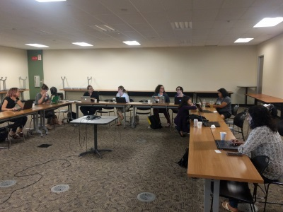 Natural Language Processing hackathon hosted by Women in Data Science Austin