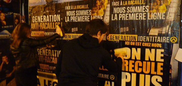 Seeks Nationalist To Galvanize – Identity Fsrn Generation Anti-immigrant Far-right French Youth
