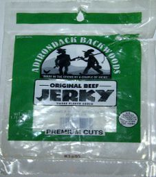Adirondack Backwoods - Original Beef Jerky
