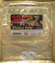 Alien Fresh Jerky - Whiskey Beef Jerky