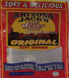Arizona Jack's - Original Beef Jerky