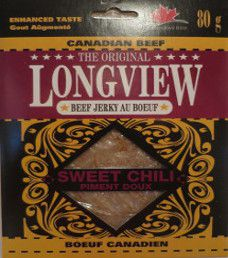 Longview - Sweet Chili Beef Jerky
