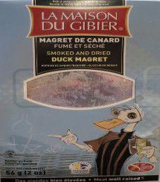 La Maison Du Gibier - Duck Magret