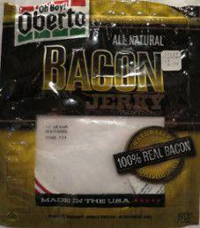 Oh Boy! Oberto - Bacon Jerky