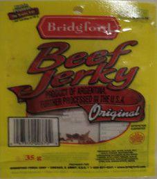 Bridgford - Original Beef Jerky