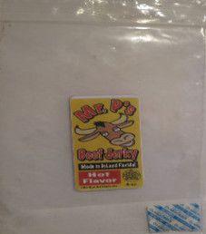 Mr. P's Beef Jerky  - Hot Flavor Beef Jerky
