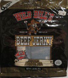 Wild Bill's - Hickory Smoked Beef Jerky