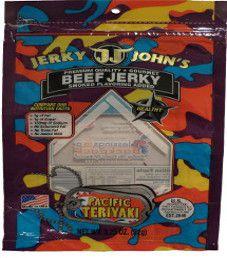 Jerky John's - Pacific Teriyaki Beef Jerky