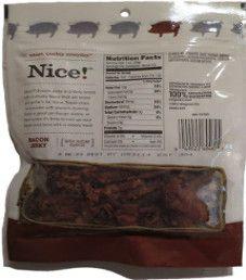 Nice! - Bacon Jerky