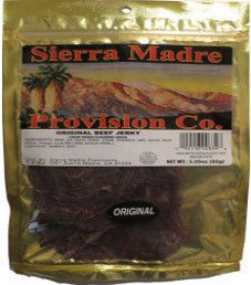 Sierra Madre Provision Co. - Original Beef Jerky