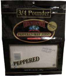 World Kitchens - Peppered Beef Jerky