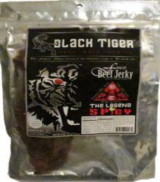 Black Tiger - The Legend Spicy Beef Jerky