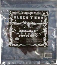 Black Tiger - Whiskey Beef Jerky