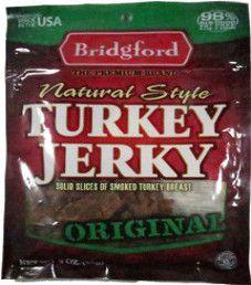 Bridgford - Original Turkey Jerky