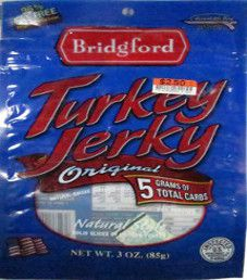 Bridgford - Original Turkey Jerky