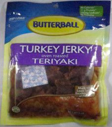 Butterball - Oven Roasted Teriyaki Turkey Jerky