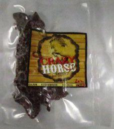 Crazy Horse Jerky - Sweet Beef Jerky