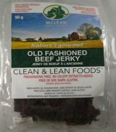 McLean Clean & Lean™ - Old Fashioned Beef Jerky