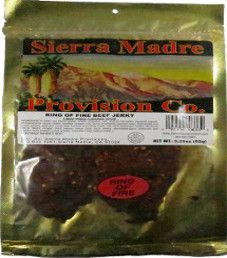 Sierra Madre Provision Co. - Ring of Fire Beef Jerky