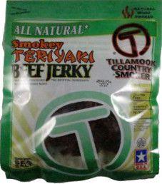 Tillamook Country Smoker - Teriyaki Beef Jerky