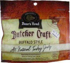 Boar's Head - Buffalo Style Turkey Jerky