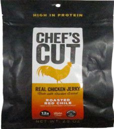 Chef's Cut - Roasted Red Chile Chicken Jerky