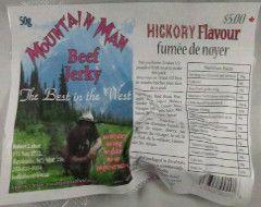 Mountain Man - Hickory Beef Jerky