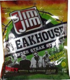 Slim Jim - Carne Asada Steakhouse Strips