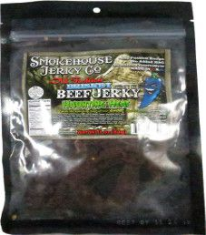 Smokehouse Jerky Co. - Haunting Heat Beef Jerky
