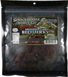 Smokehouse Jerky Co. - Teriyaki Beef Jerky