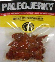 Steve's PaleoGoods Jerky - Buffalo Style Chicken Jerky