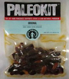 Steve's PaleoGoods Jerky - Original Paleokit Beef Jerky