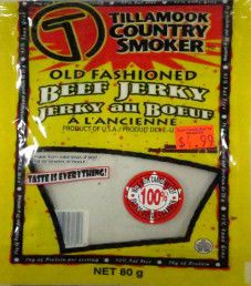 Tillamook Country Smoker - Old Fashioned Beef Jerky