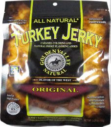 Golden Valley Natural - Original Turkey Jerky
