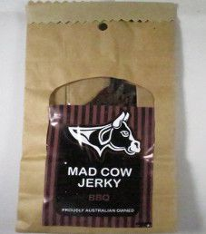 Mad Cow Jerky - BBQ Beef Jerky