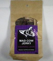 Mad Cow Jerky - Smoking Jack Beef Jerky