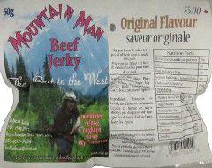 Mountain Man - Original Beef Jerky