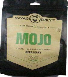 Savage Jerky Co. - Mojo Habanero Beef Jerky