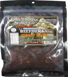 Smokehouse Jerky Co. - Smoky Bar-B Beef Jerky