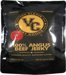 Van Cleave Dry Goods - T-Bucket Beef Jerky