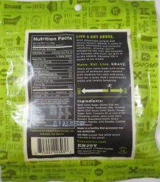 KRAVE Jerky - Chili Lime Beef Jerky