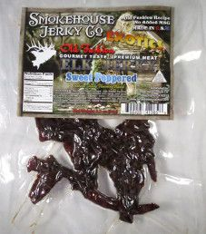 Smokehouse Jerky Co. - Sweet & Hot Buffalo Jerky